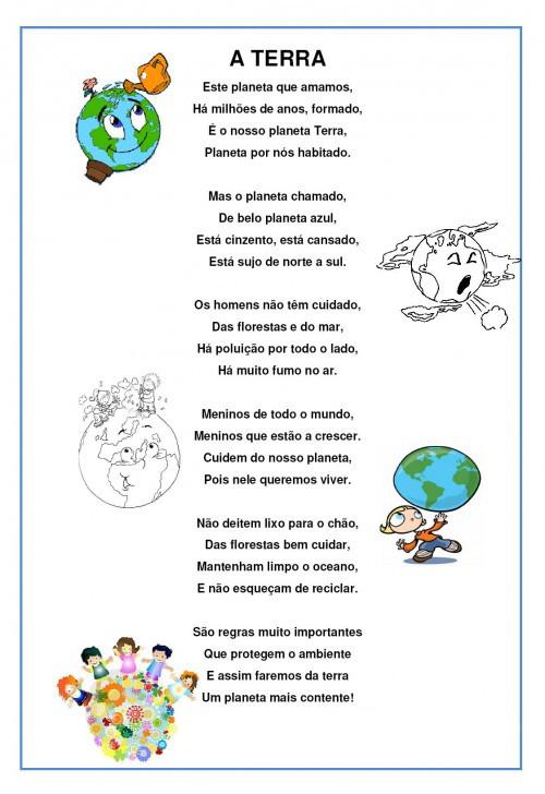 Ba da web desenhos dia da terra para colorir for Grado medio jardin de infancia
