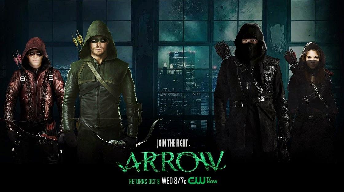Arrow season 3 ep 1 9