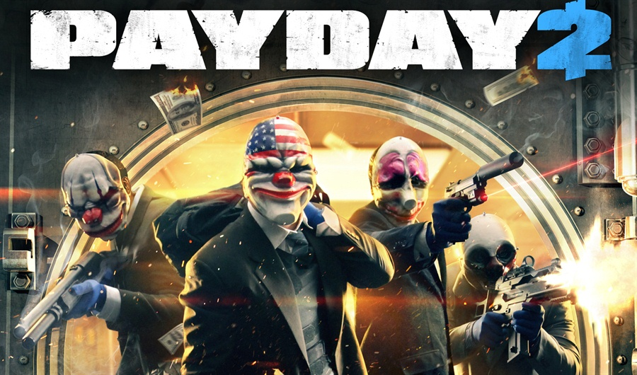 PayDay 2 Game Of The Year Edition Poster