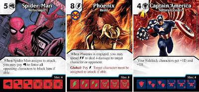 card game news x-men dice masters