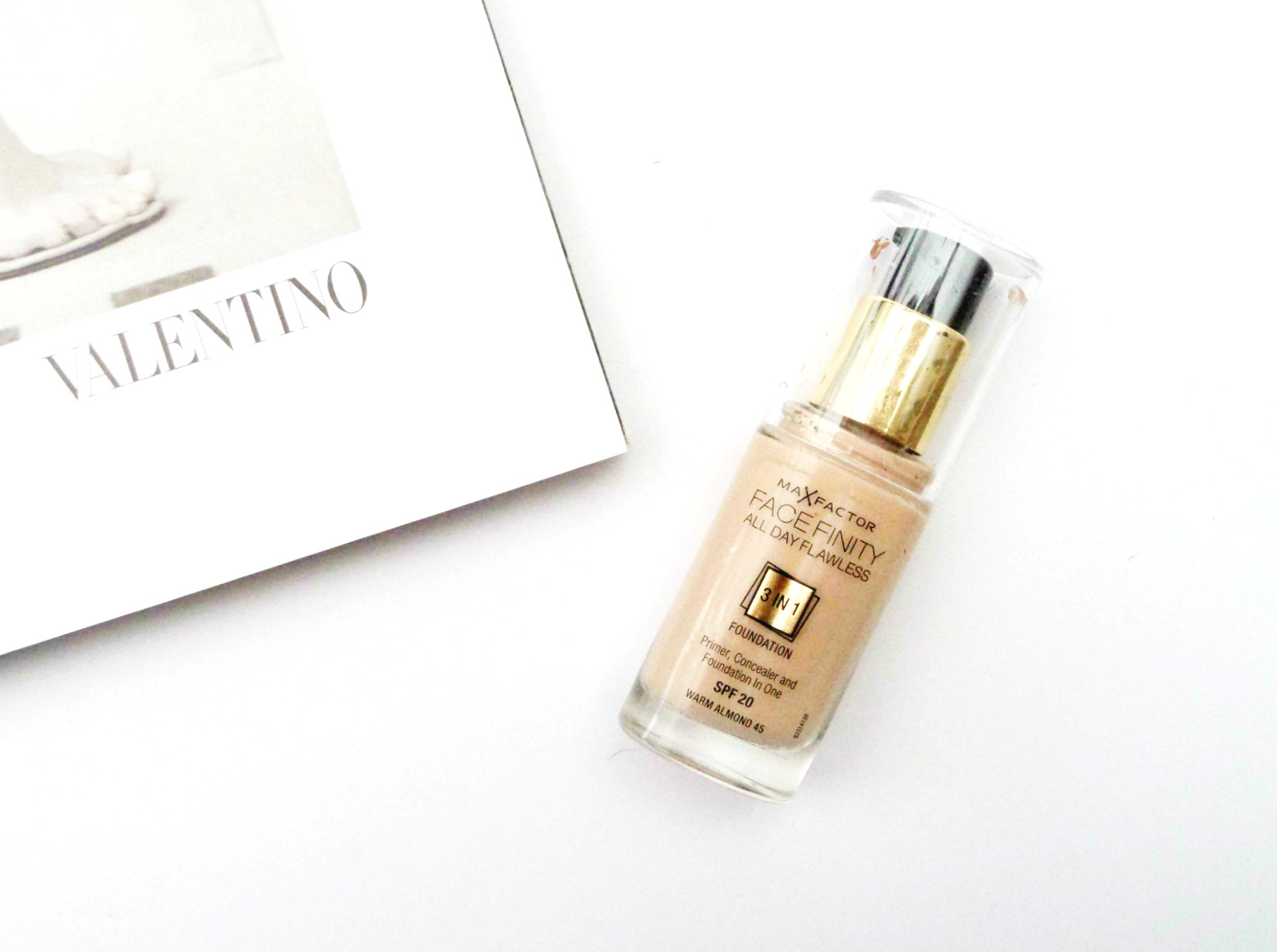 Max Factor Facefinity 3 in 1 Foundation Review