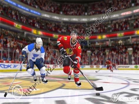Free Download Games - NHL 09