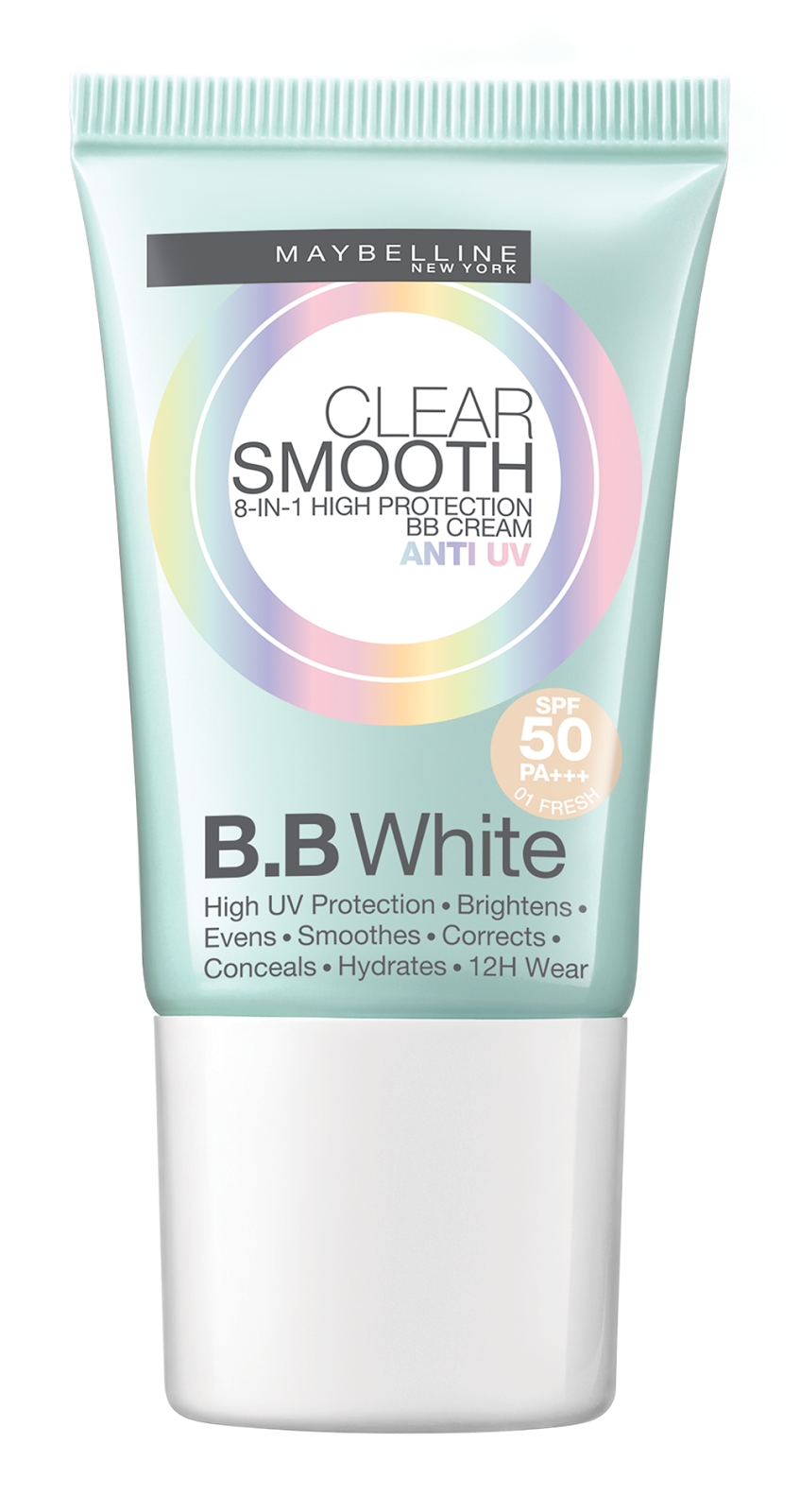 Maybelline Clear Smooth BB White