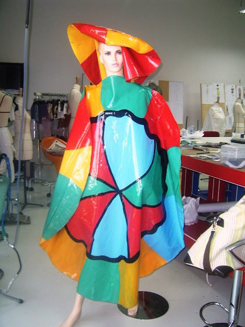 "Niki de Saint Phalle - ""Nanas"" inspired clothes"