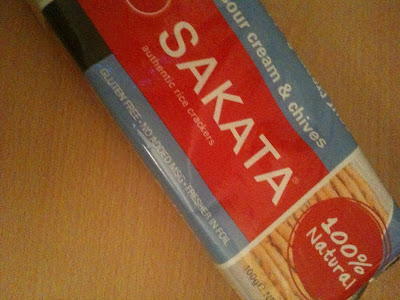 sakata rice crackers