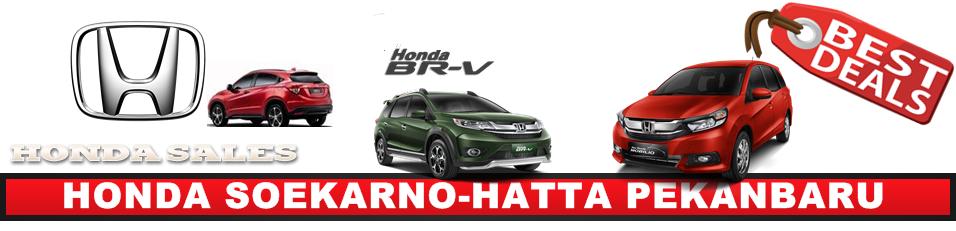 Honda Soekarno Hatta Pekanbaru