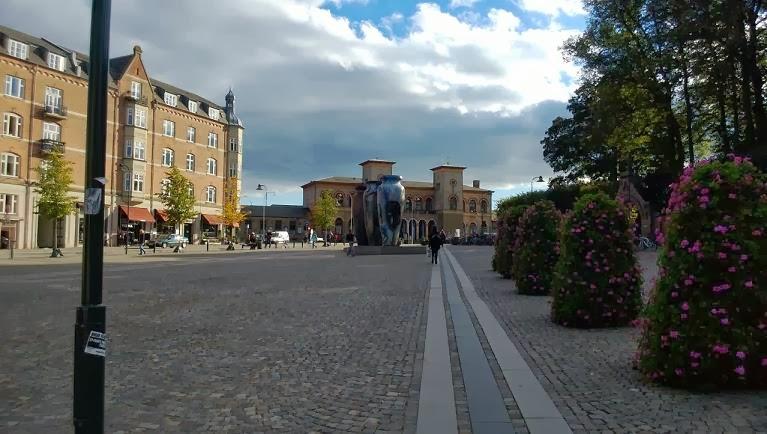Opiskelijaelämää Roskildessa!