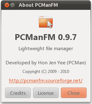 Install the fastest file browser PCManFM and set it as default