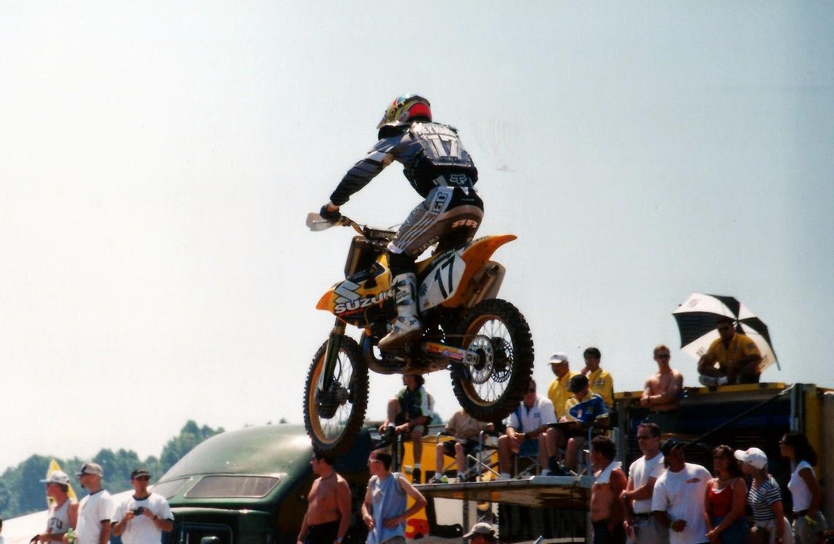 Robbie Reynard - High Point 1999