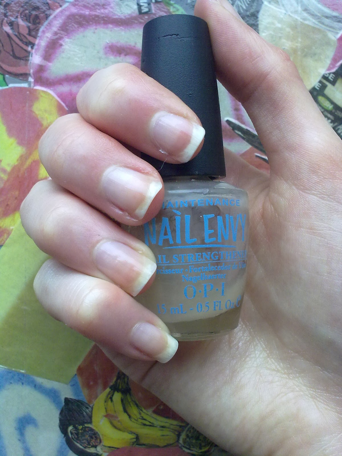 Daisy Meadow: My Miracle Nail Strengthening Products: Part 3/3 – OPI ...