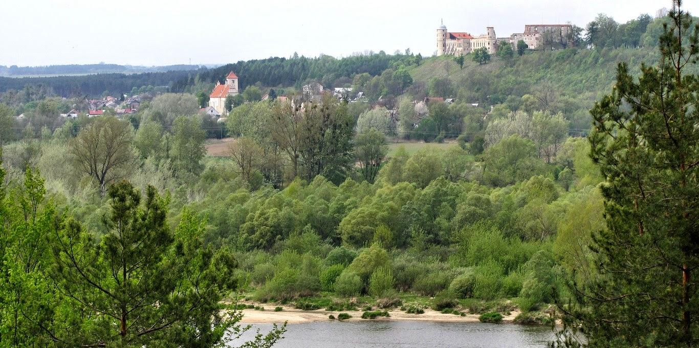 Punkt widokowy Albrechtówka