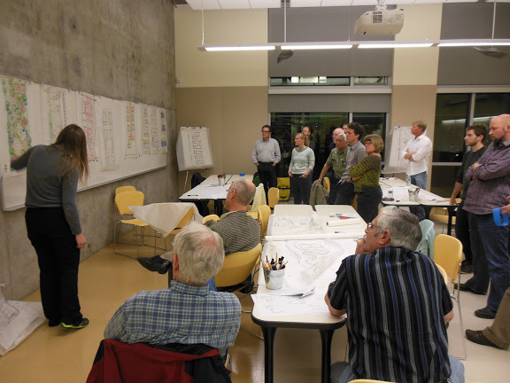 Sw oregon architect r street design charrette report - Charrette dessin ...