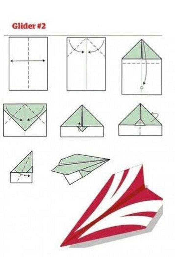 570 x 838 · 43 kB · jpeg, Oh Yeah : Origami Kapal Terbang Kertas