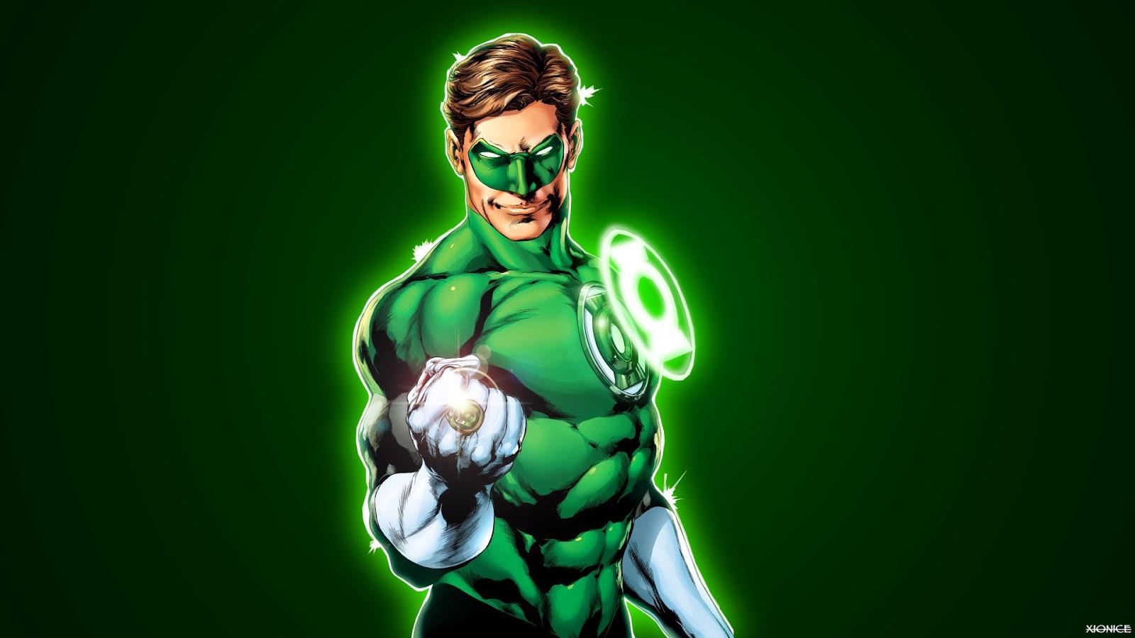 Green Lanterd DC Wallpaper
