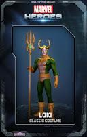 Marvel Heroes Локки