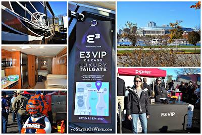 E3 VIP Soldier Field
