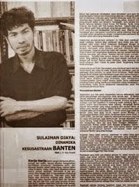 Profil Sulaiman Djaya