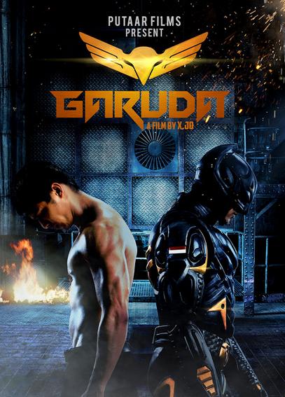 Film Garuda Superhero 2015 Bioskop