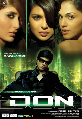 Don (2006) Movie Poster