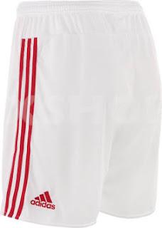 Celana Ajax Home 2015/2016 dari Belakang