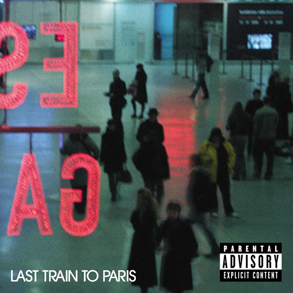 Diddy - Dirty Money - Last Train to Paris (Deluxe Version)  Cover