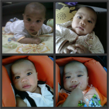 ~Aniq Naufal: 4 Months~