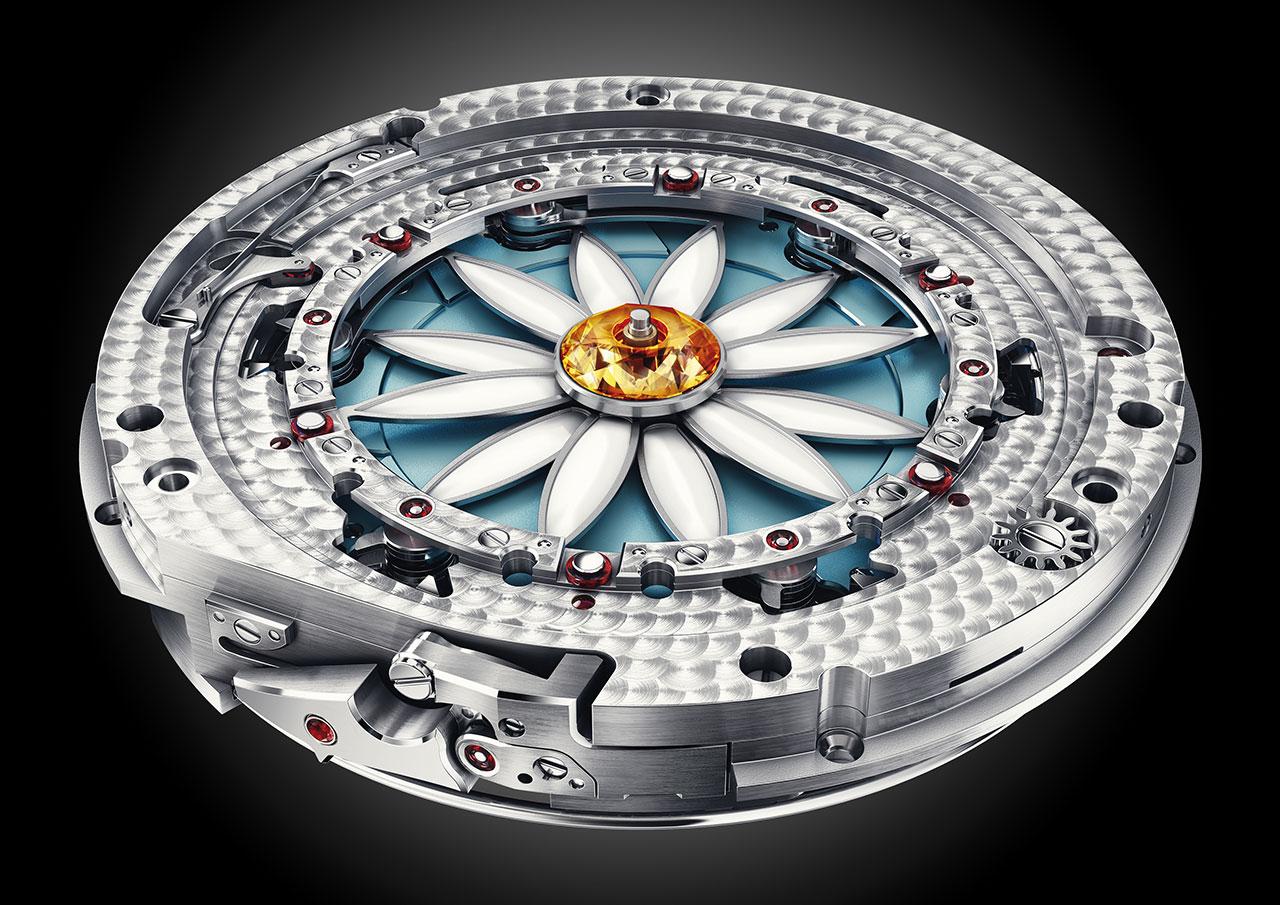 Christophe Claret Margot Automatic Watch movement