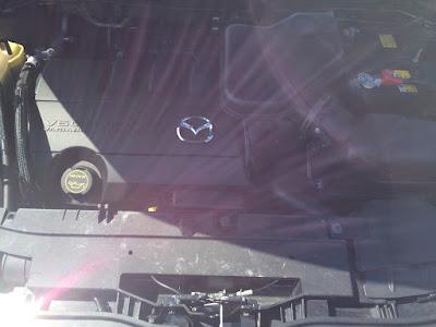 V6 Mazda Engine