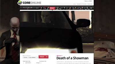 Hitman: Blood Money -  Core Online - We Know Gamers