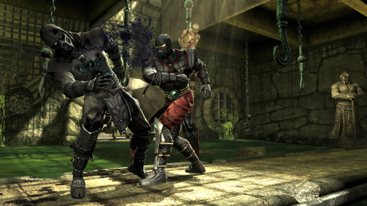 ermac mortal kombat 9 wallpaper. Your Dukes: Mortal Kombat