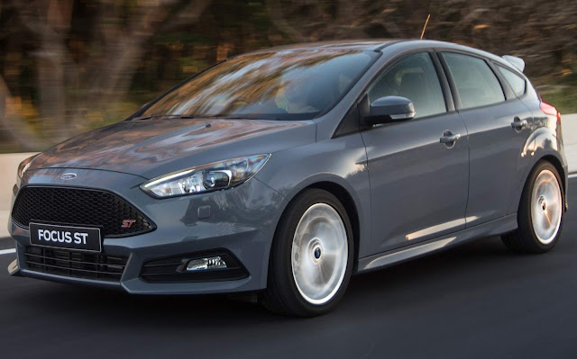 Ford Focus ST 2016 Powershift