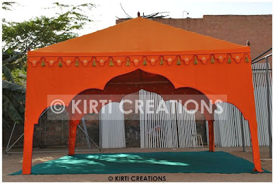 Luxurious Indian Tent