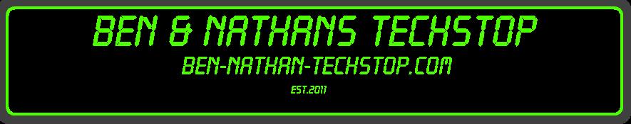 Ben & Nathan's Techstop