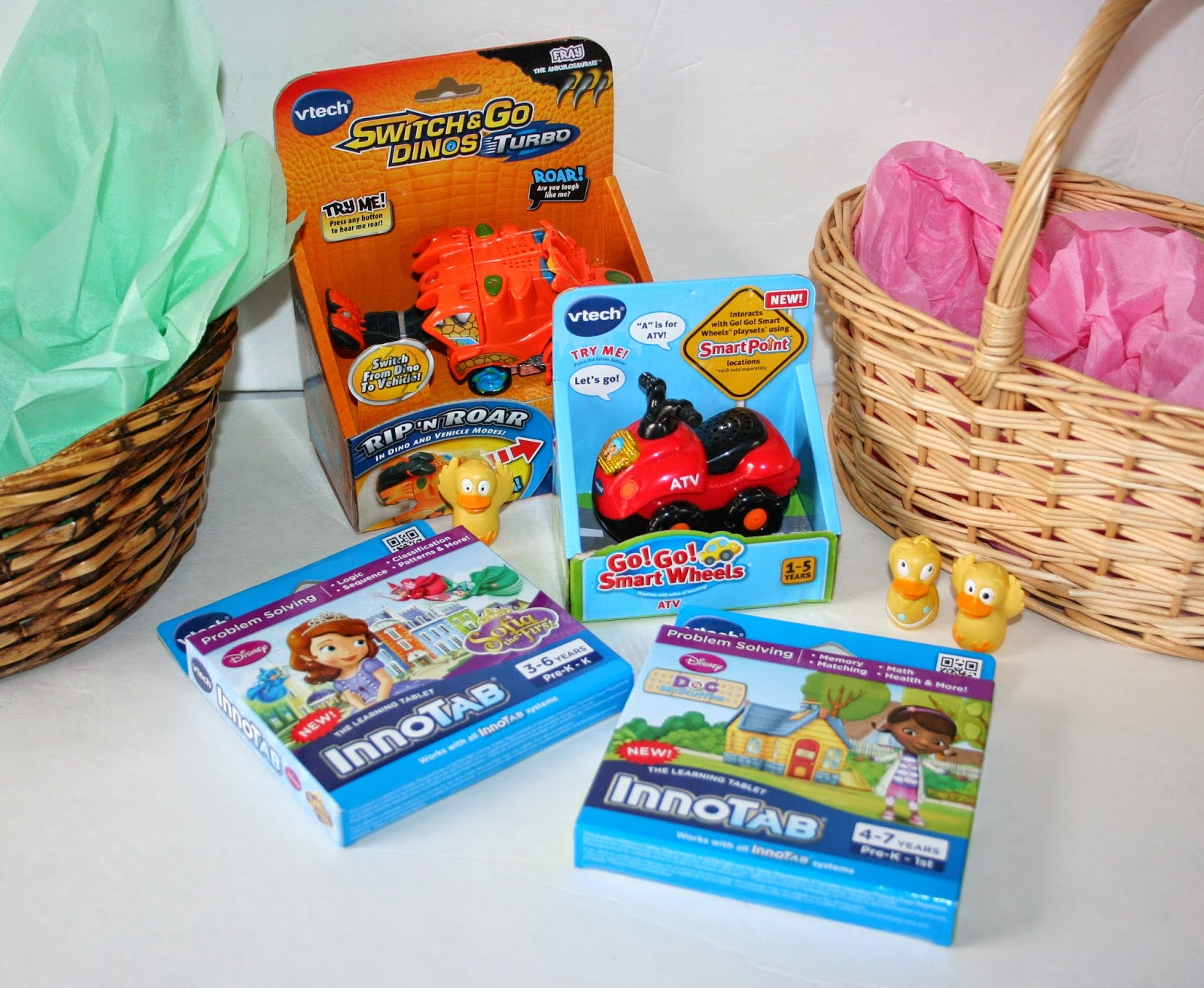 Our country road v tech toy tastic easter basket review and v tech toys offers a number of great gift ideas for children of all ages and im going to highlight a few of them negle Image collections