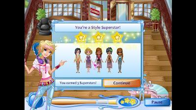 Adora Styles: Dressed To Thrill