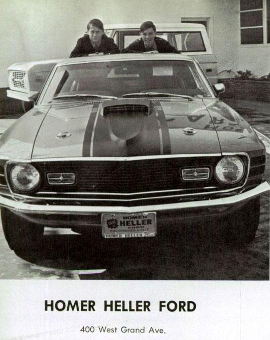 Homer Heller Ford Escondido