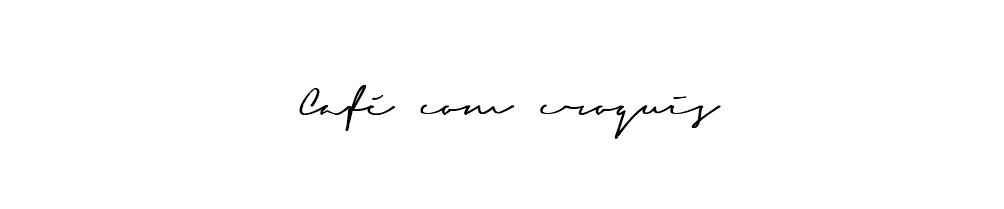 Café com Croquis