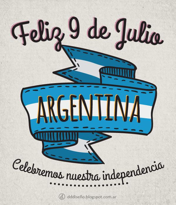 Feliz día Argentina