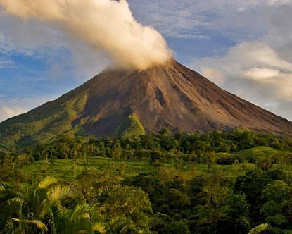 wisata gunung berapi
