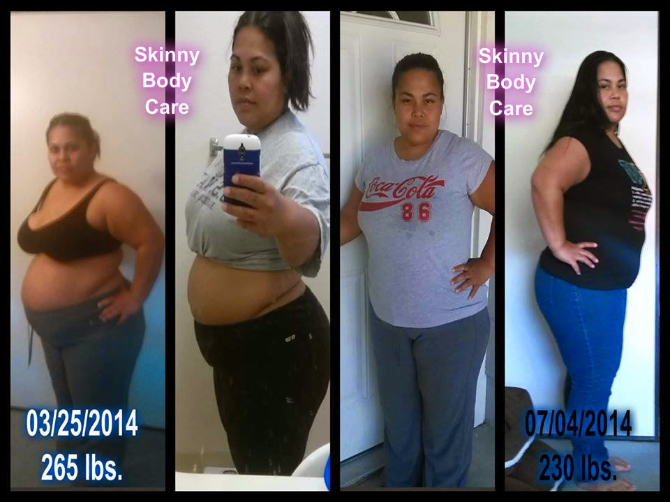 Healthy, Fast & Easy Weight Loss: Keri lost 35 pounds on the SBC ...