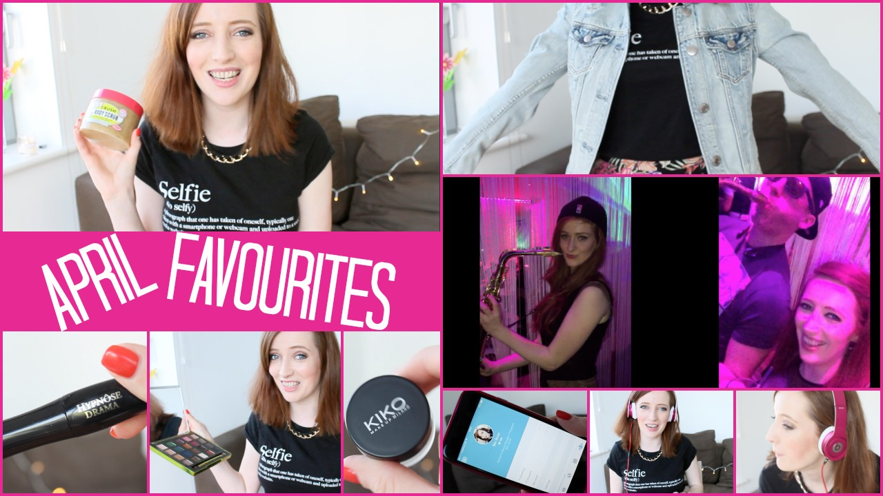 Bec Boop's April Favourites