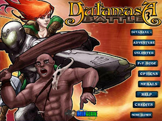 Dutamasa Battle 3