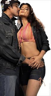Amisha Patel Romantic