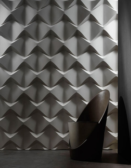 Maravillosos paneles decorativos para paredes | 3D Surface