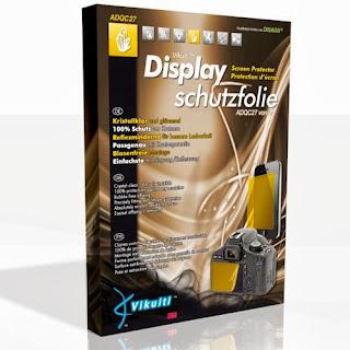 Vikuiti ADQC27 Protezione di display per Trekstor eBook Player 5