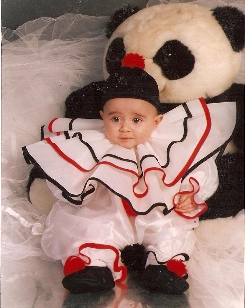 Disfraz  Pierrot