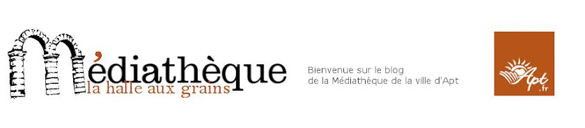 Médiathèque d'Apt
