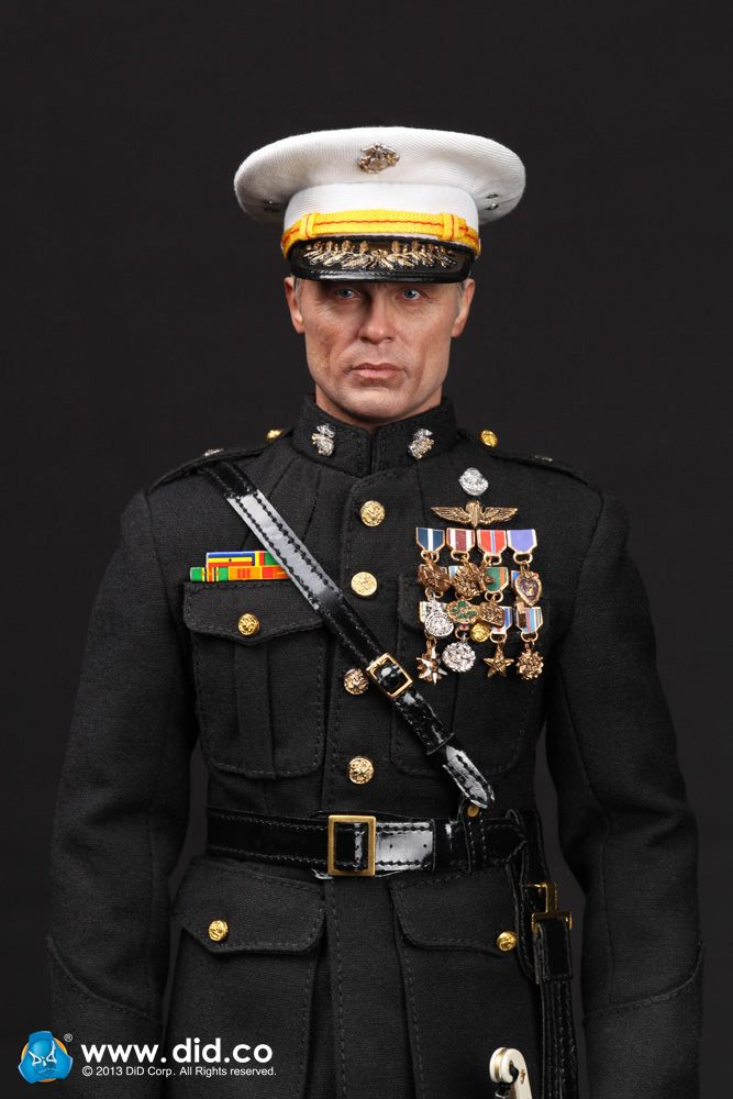toyhaven: Preview DID 1/6 scale USMC Force Recon Brigadier ...