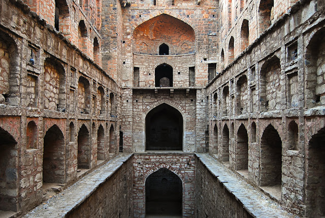 Agrasen Ki Baoli- Haunted Places in Delhi