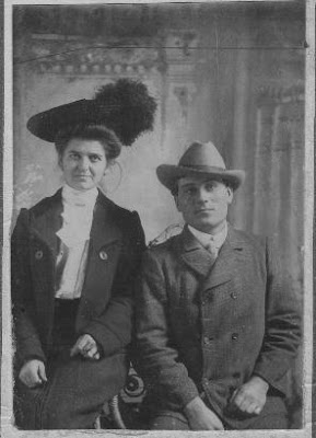 Carl Fricks, Mary Alice Ellison, Chattanooga, Tennessee, Family History, Genealogy, Faucett
